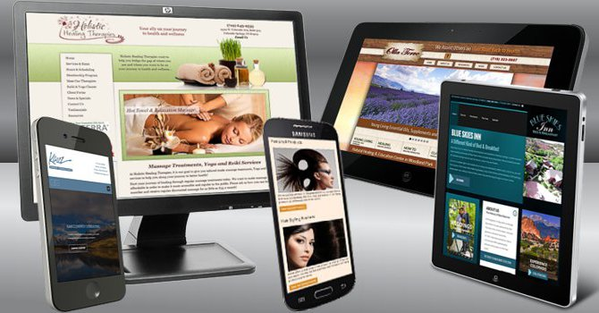 Customized Website Services by AshcaTek